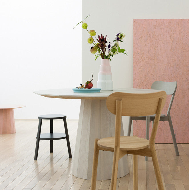 COLOR WOOD DINING dot