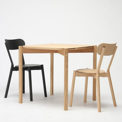 Karimoku New Standard - CASTOR CHAIR oak - Dining Chair