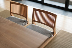 Kashiwa - ZEN Tatami Chair - Dining Chair