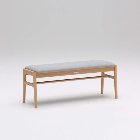 Karimoku60 - bench mist gray