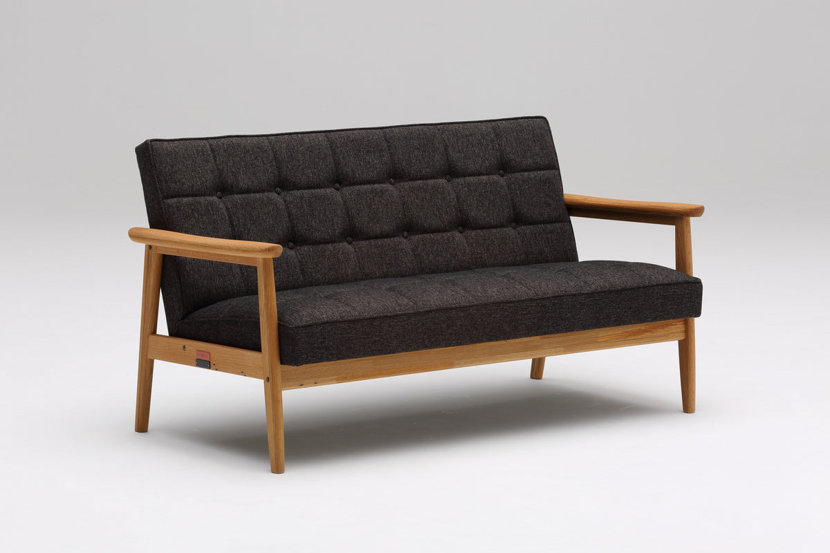 Karimoku60 - k chair two seater suntory edition - Sofa
