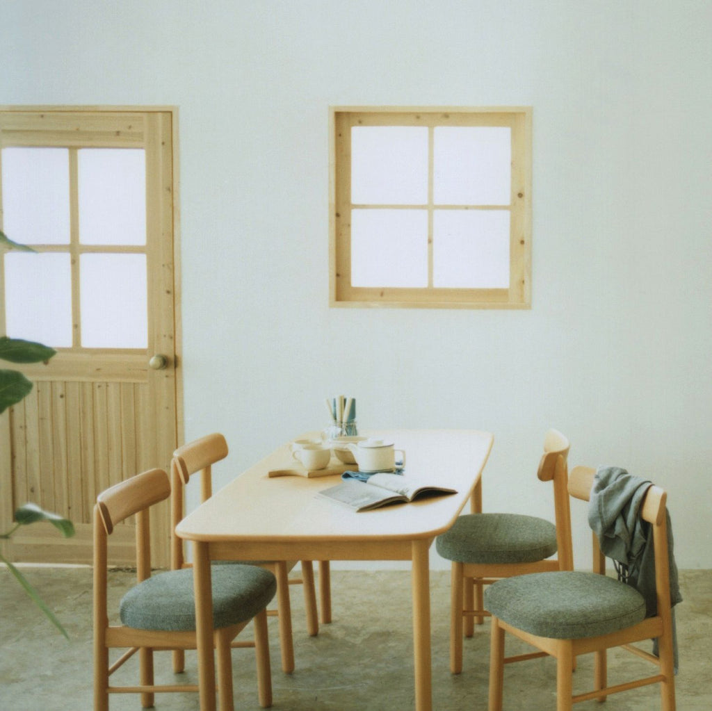 Kitono Chair 1 - Dining Chair - Kitono by Karimoku