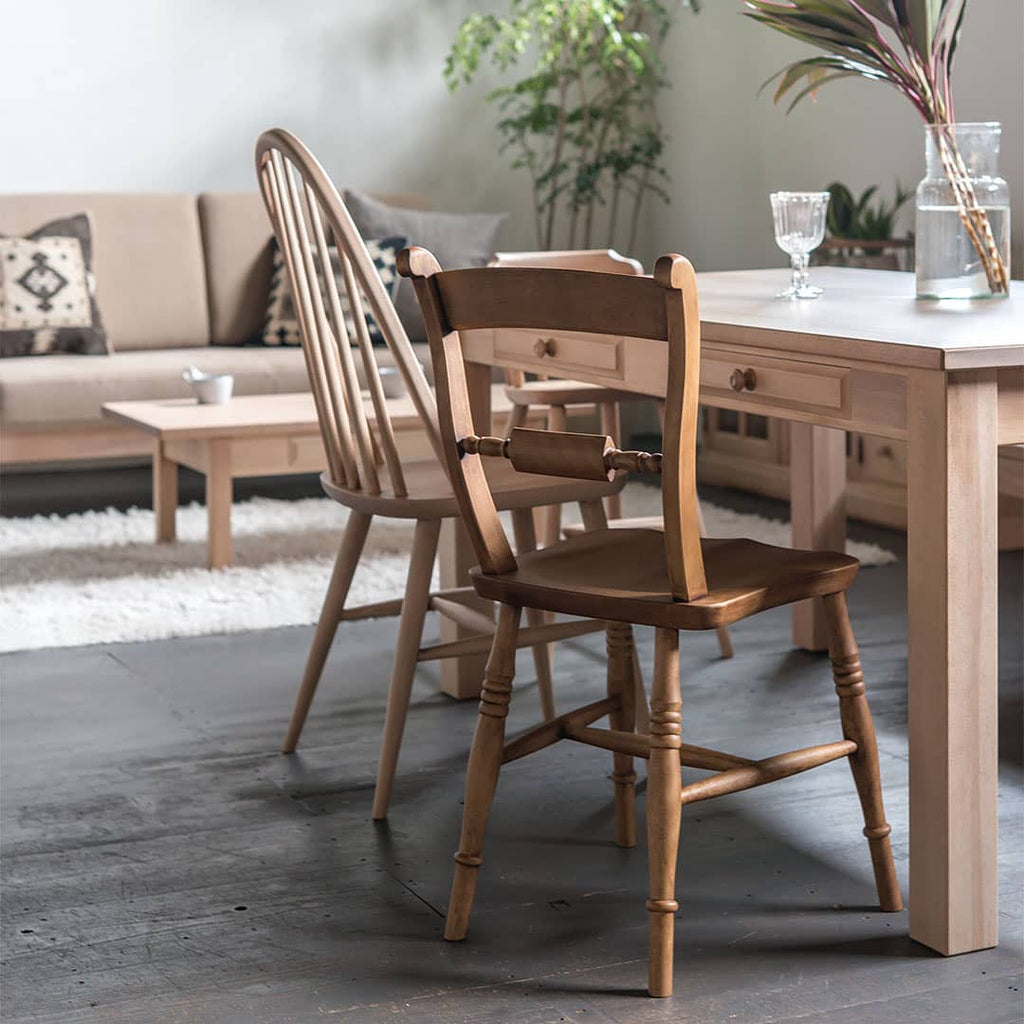 HIDA - Northern Forest Dining Table - Dining Table