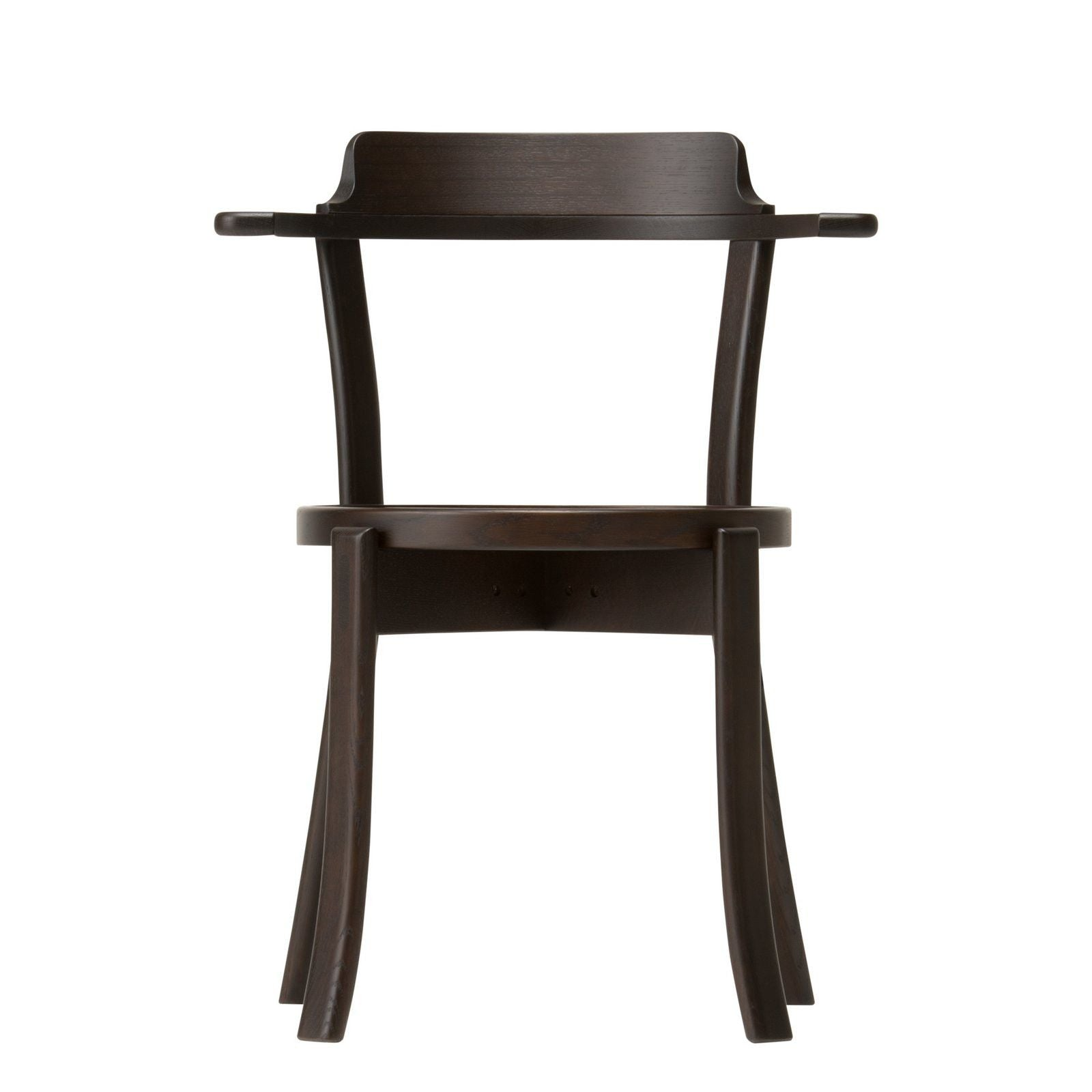 Runt OM Chair Wooden Seat