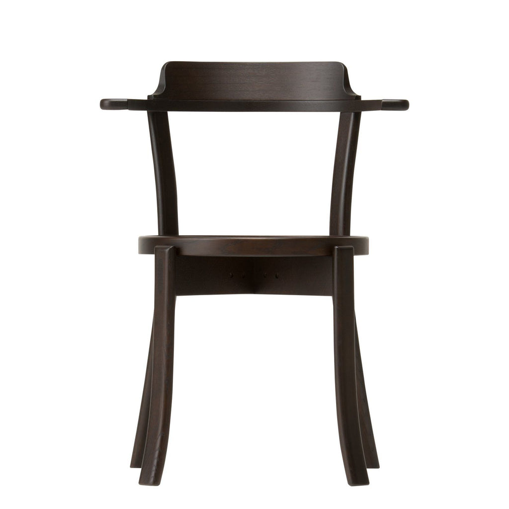 Runt OM Chair Wooden Seat - Dining Chair - Conde House