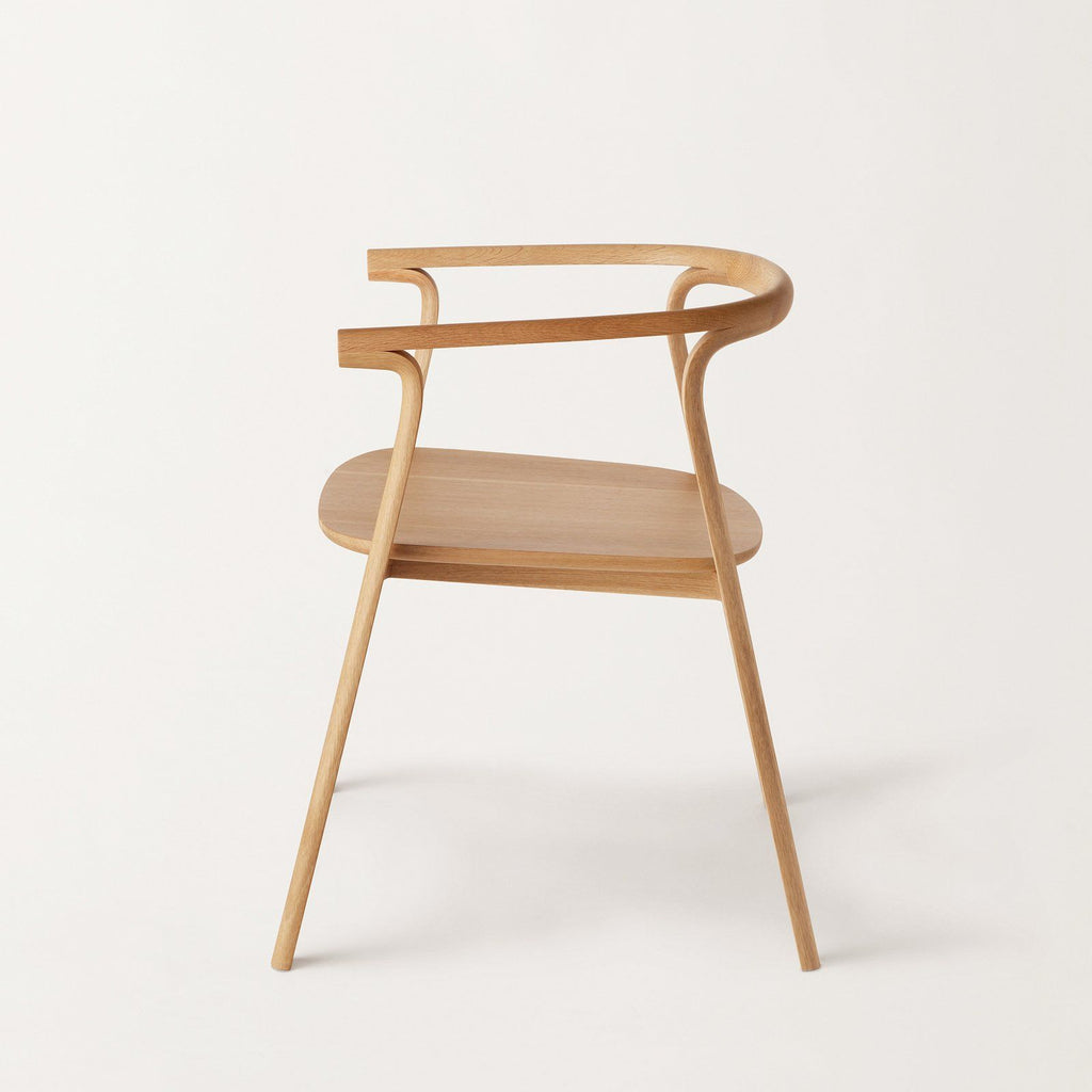 Splinter Chair Wooden Seat - Dining Chair - Conde House