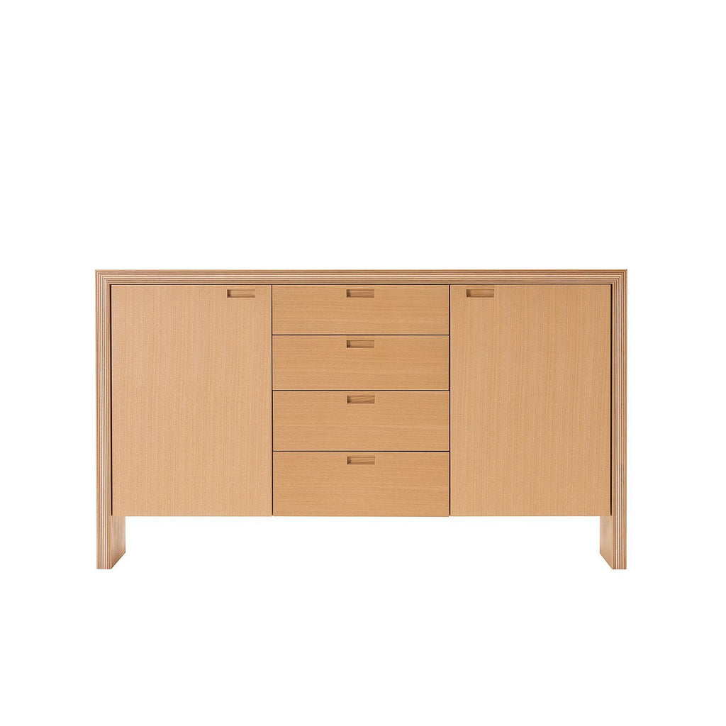 Stripe Cabinet DDR-150 - Cabinet - Conde House