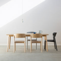 Takumi Kohgei - Tapered Table - Dining Table