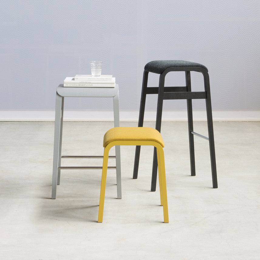 Tapered Stool Low