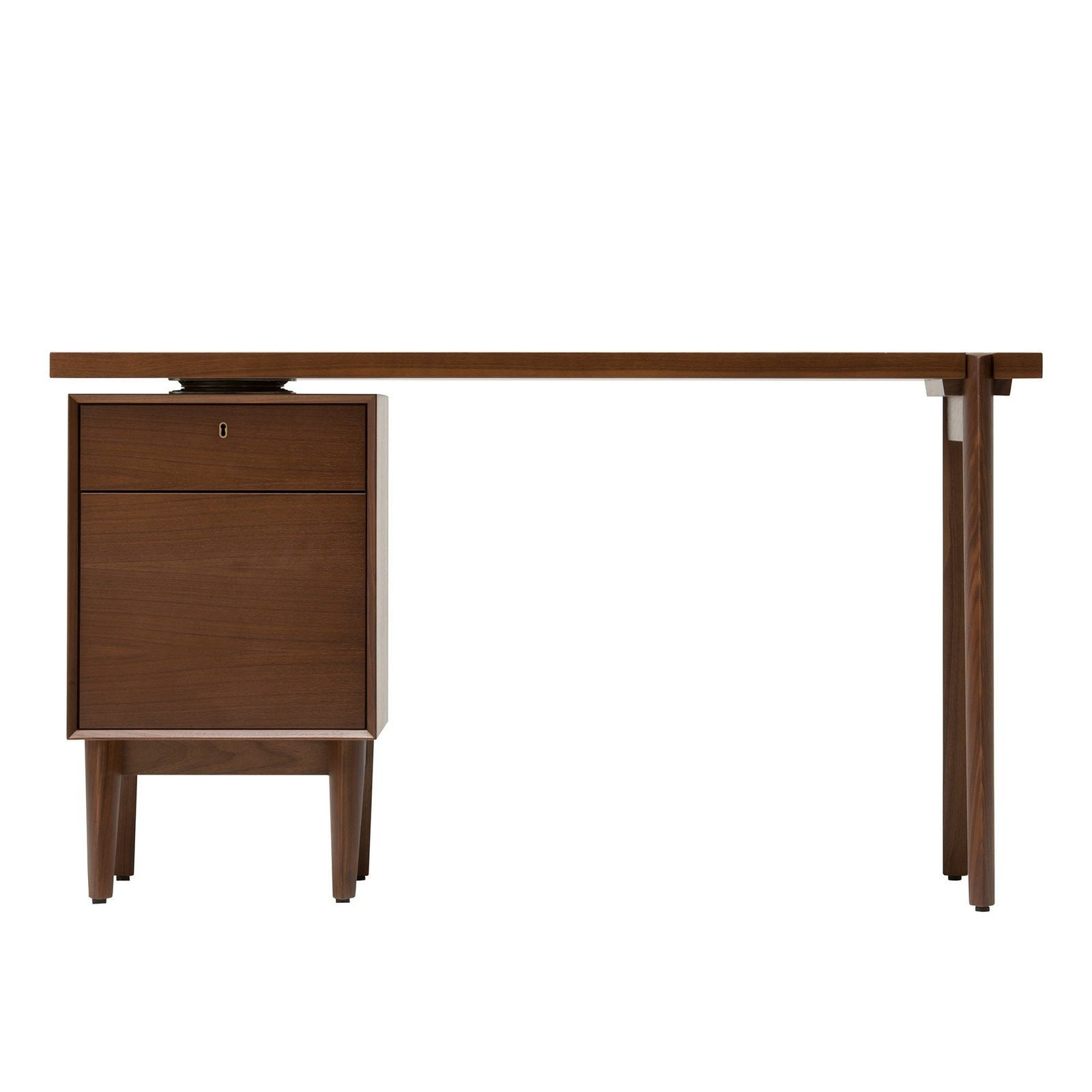 Wing Lux Desk - Desk - Conde House
