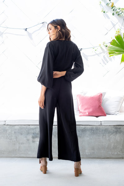 ELINE Jumpsuit - Black