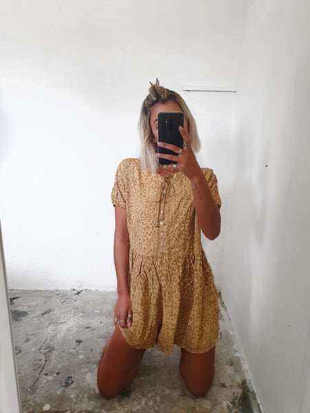 RAINE Playsuit - Animal