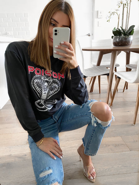 POISON Vintage Sweater