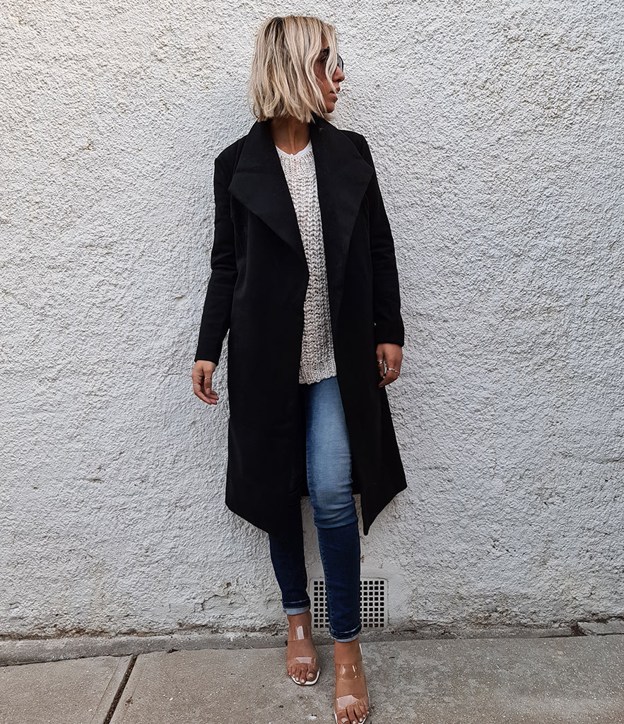 HAYLEY Grey Coat