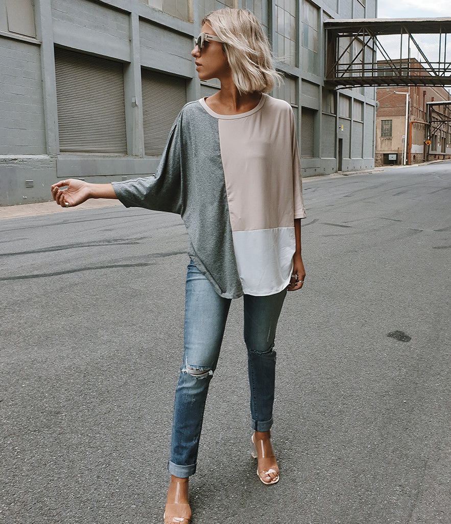 RHEMA Tunic Top
