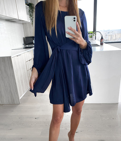 BELLA Midi - Navy