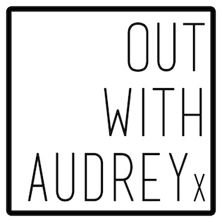Out With Audrey logo