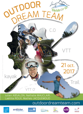 Outdoor dream team raid multisport