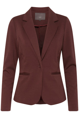 Ichi Kate Blazer- Fudge