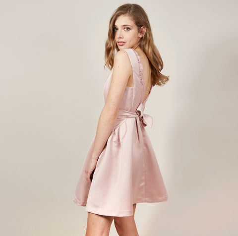 FRNCH Blush Dress