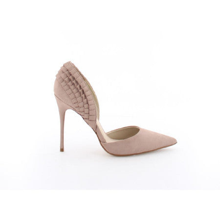 Bronx Blush Court Heels