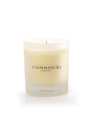 Connock London Christmas Candle