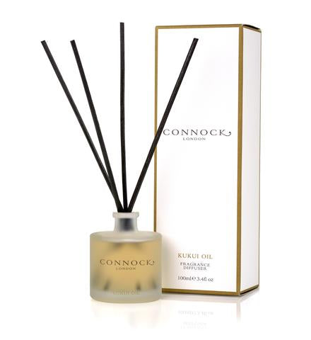 Connock London Kukui Oil Fragrance Diffuser