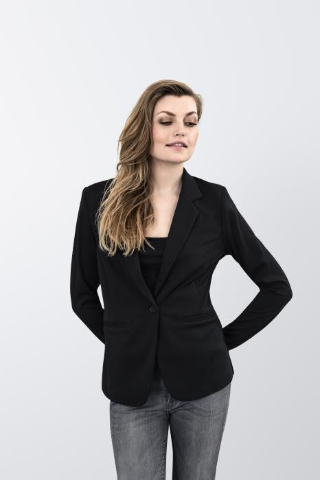 ICHI Kate Black Blazer - 20101801