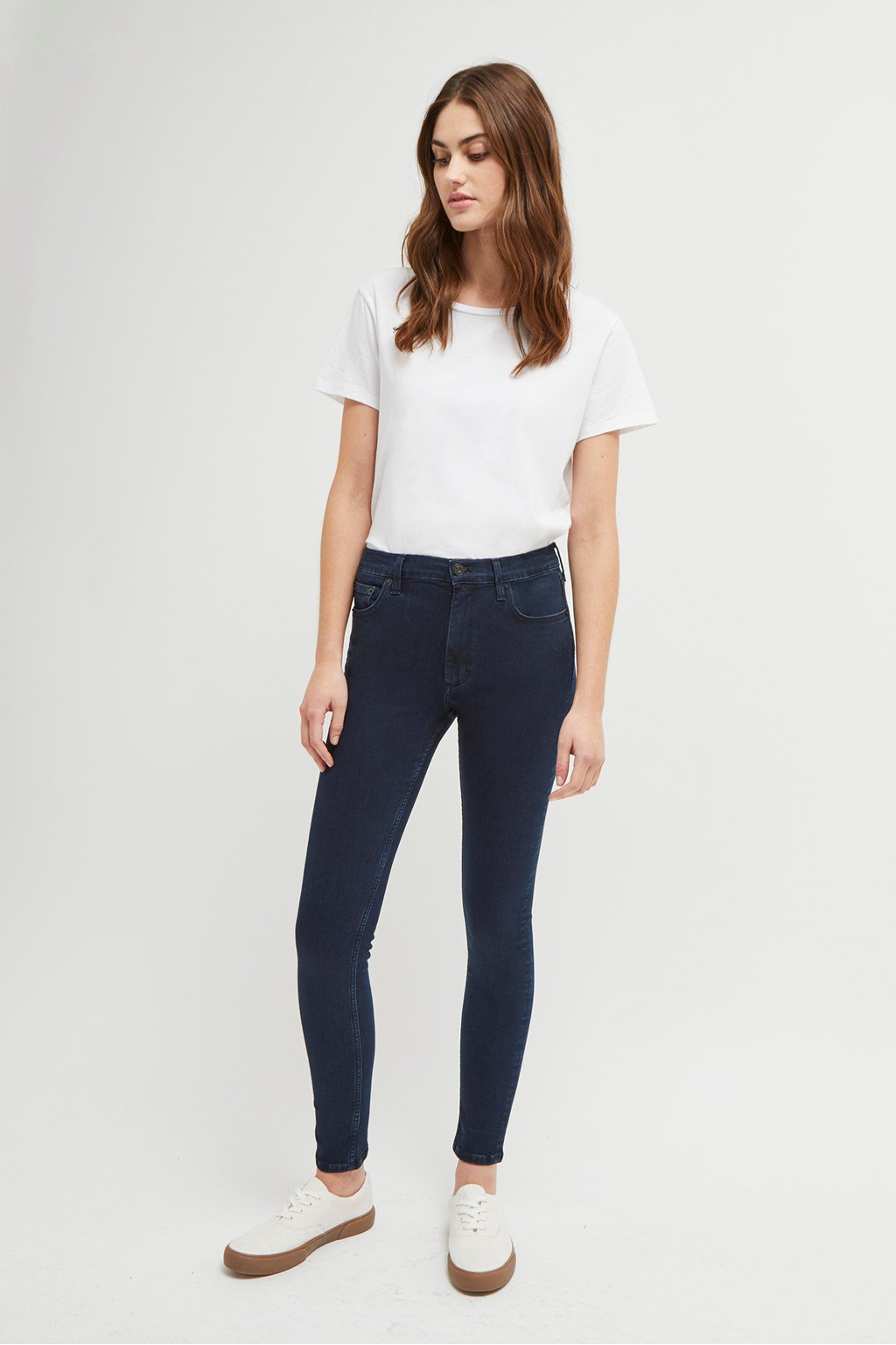 french-connection-rebound-skinny-jeans-blue-black-evalucia-boutique-perth-scotland