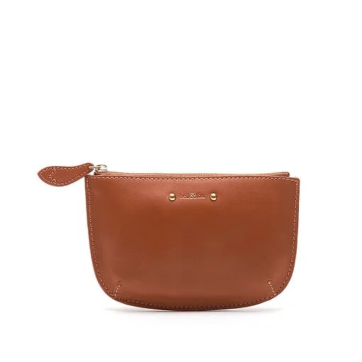 bell-&-fox-faye-studded-purse-tan-nappa-leather-eva-lucia-boutique-perth-scotland