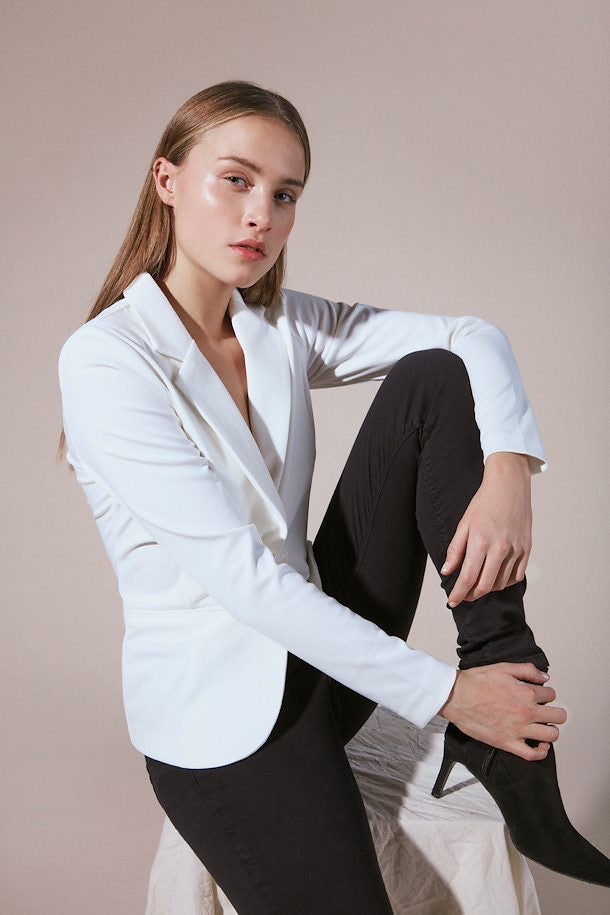 Ichi Kate Blazer - white - 20101801