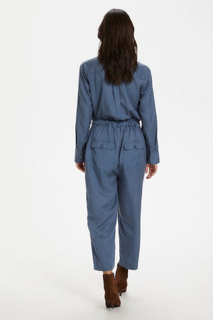 Part Two Bati Jumpsuit - China blue- 30305023