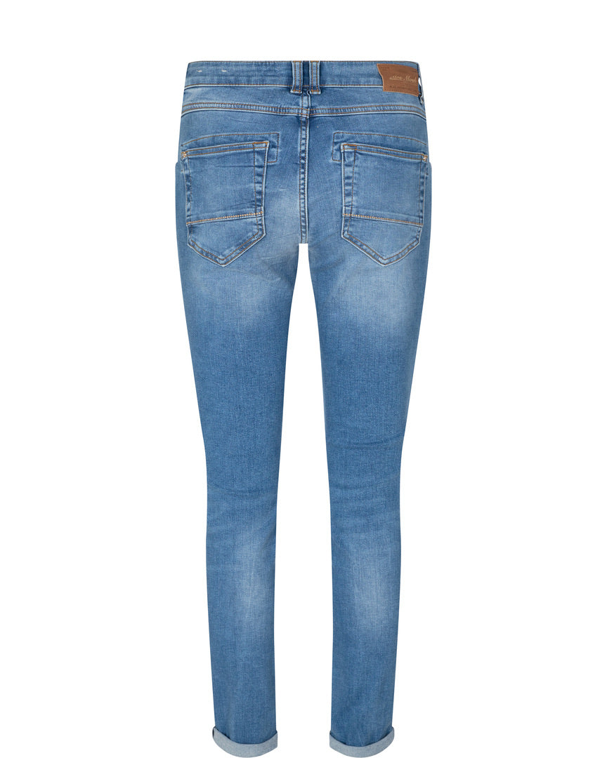 Mos Mosh Naomi Amber Jeans - light blue
