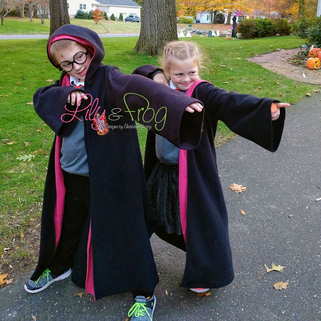 Harry Potter: DIY Harry Potter & Hermione Granger Costumes