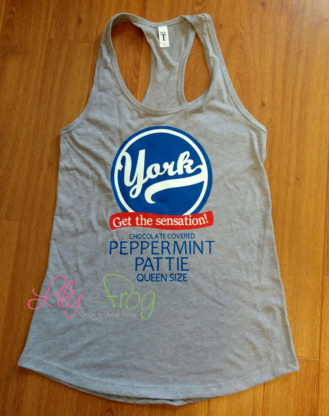 Candy Bar Family Women's Racerback & Fitted Women's Tank Top