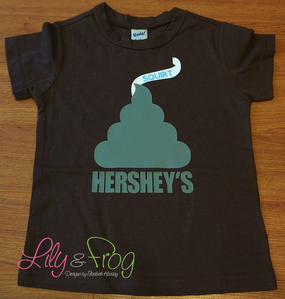 Candy Bar Family Squirt Kid's T-Shirt