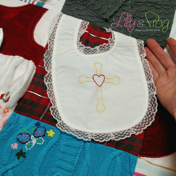 Keepsake Baby Clothing Blanket Size Large (Lap Size)