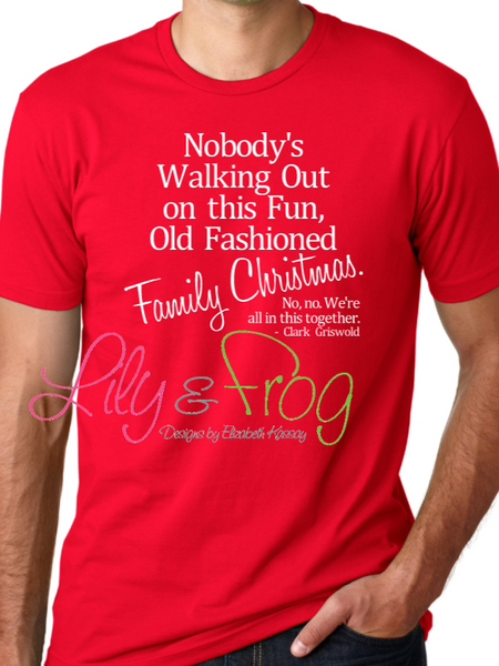Old Fashion Family Christmas Men's T-Shirt
