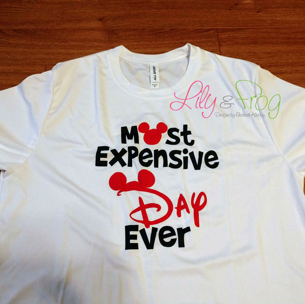 Most Expensive Day Ever Men's T-Shirt