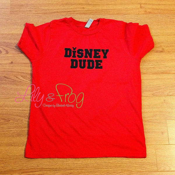 Dude Kid's T-Shirt