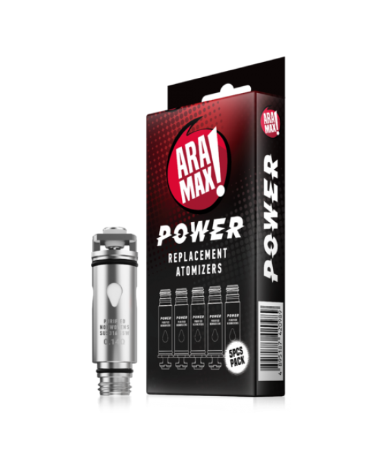 ARAMAX Power Replacement Coils - The Mist Factory Melbourne Vape Store