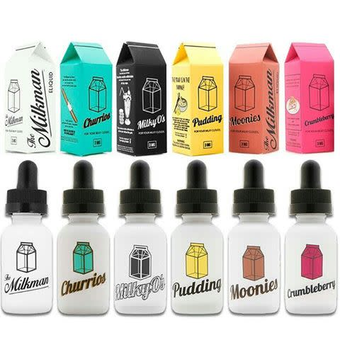 Milkman // 60ml - The Mist Factory Melbourne Vape Store
