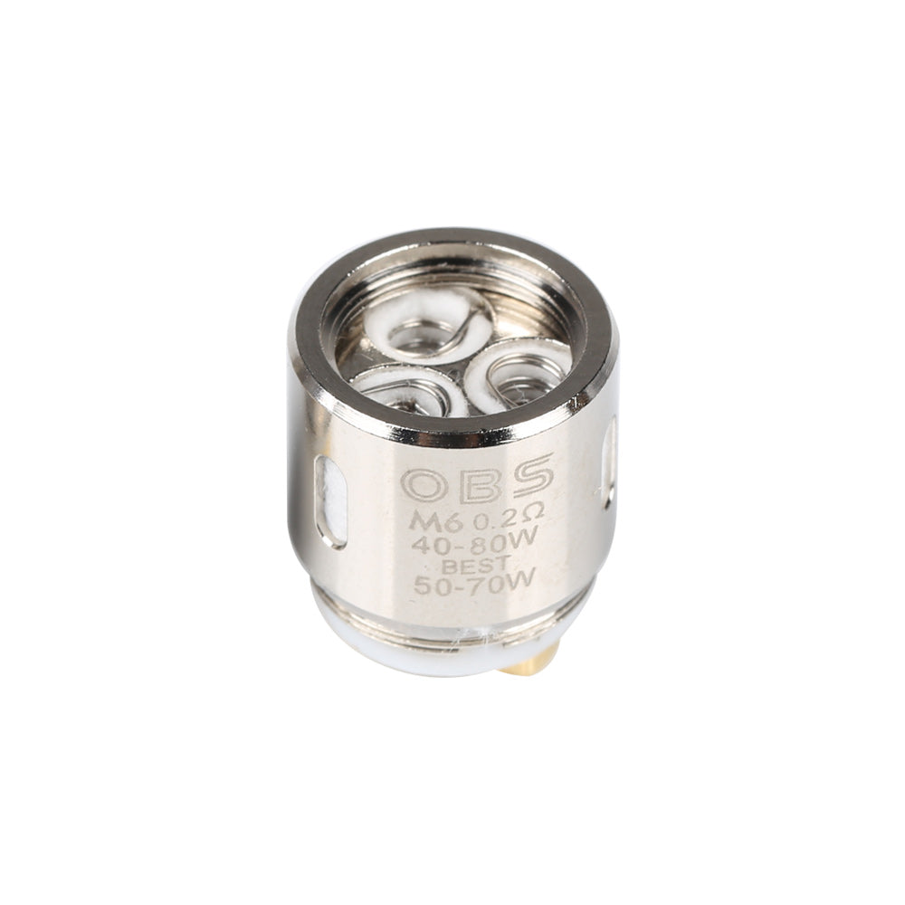 OBS Draco Replacement Coil (1pcs) - The Mist Factory Melbourne Vape Store