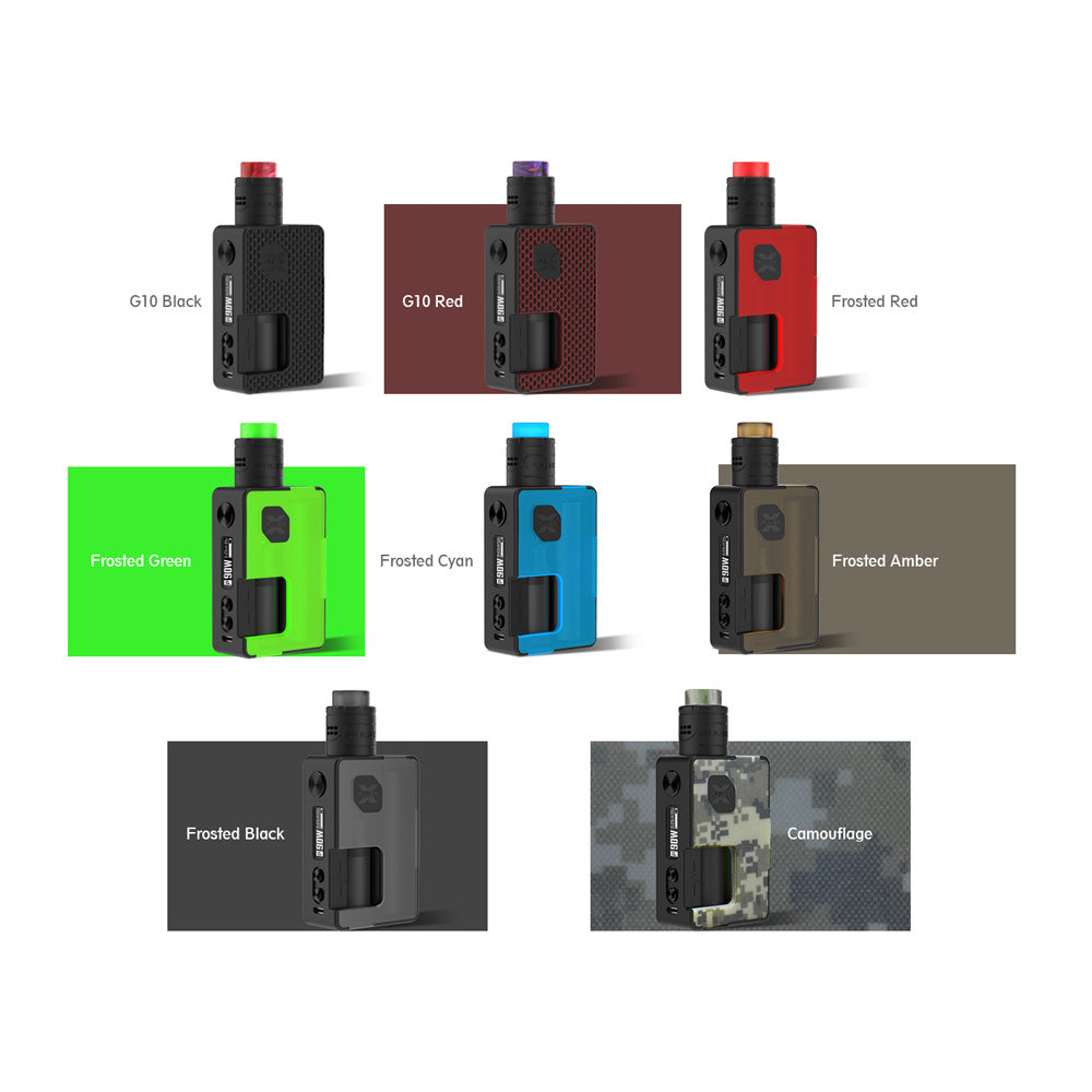 Vandyvape Pulse X Replacement Panels - The Mist Factory Melbourne Vape Store