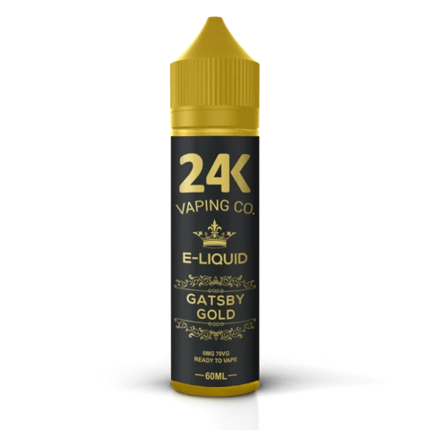24K // 60ml - The Mist Factory Melbourne Vape Store