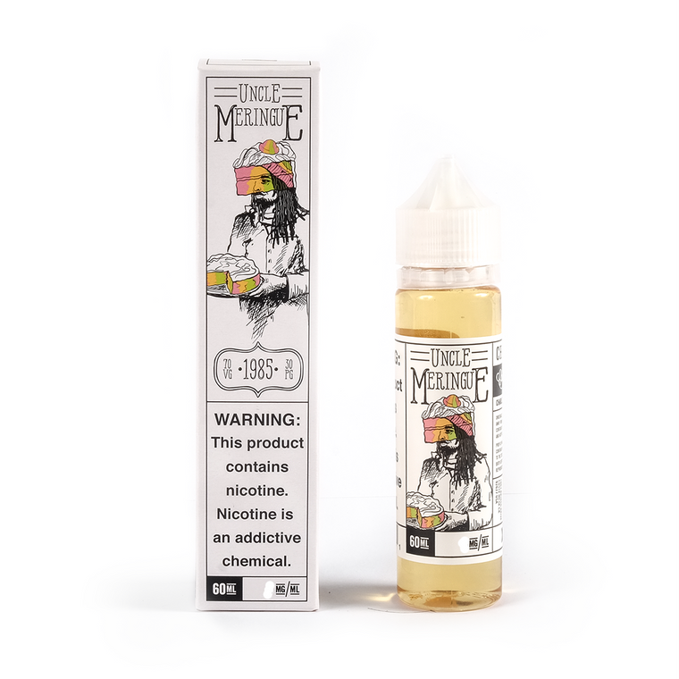 Charlie's Chalk Dust - Uncle Meringue 60ml - The Mist Factory Melbourne Vape Store