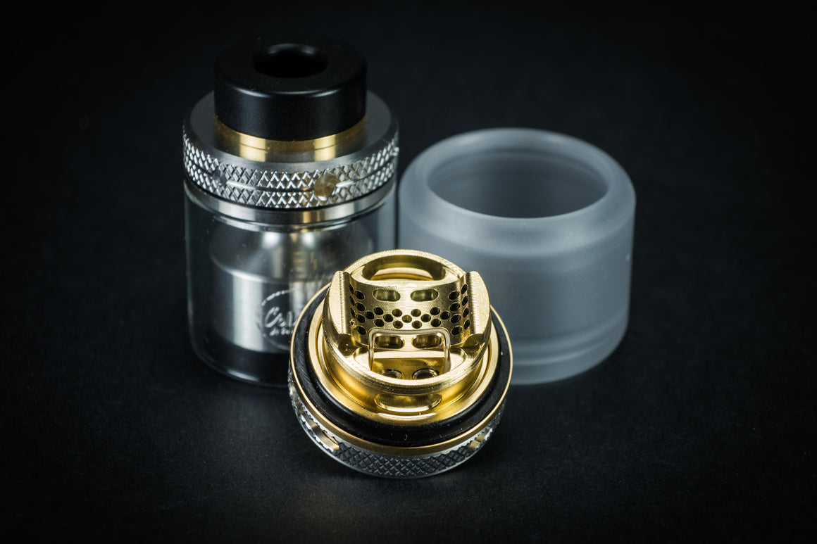 CoilART Mage RTA V2 - The Mist Factory Melbourne Vape Store