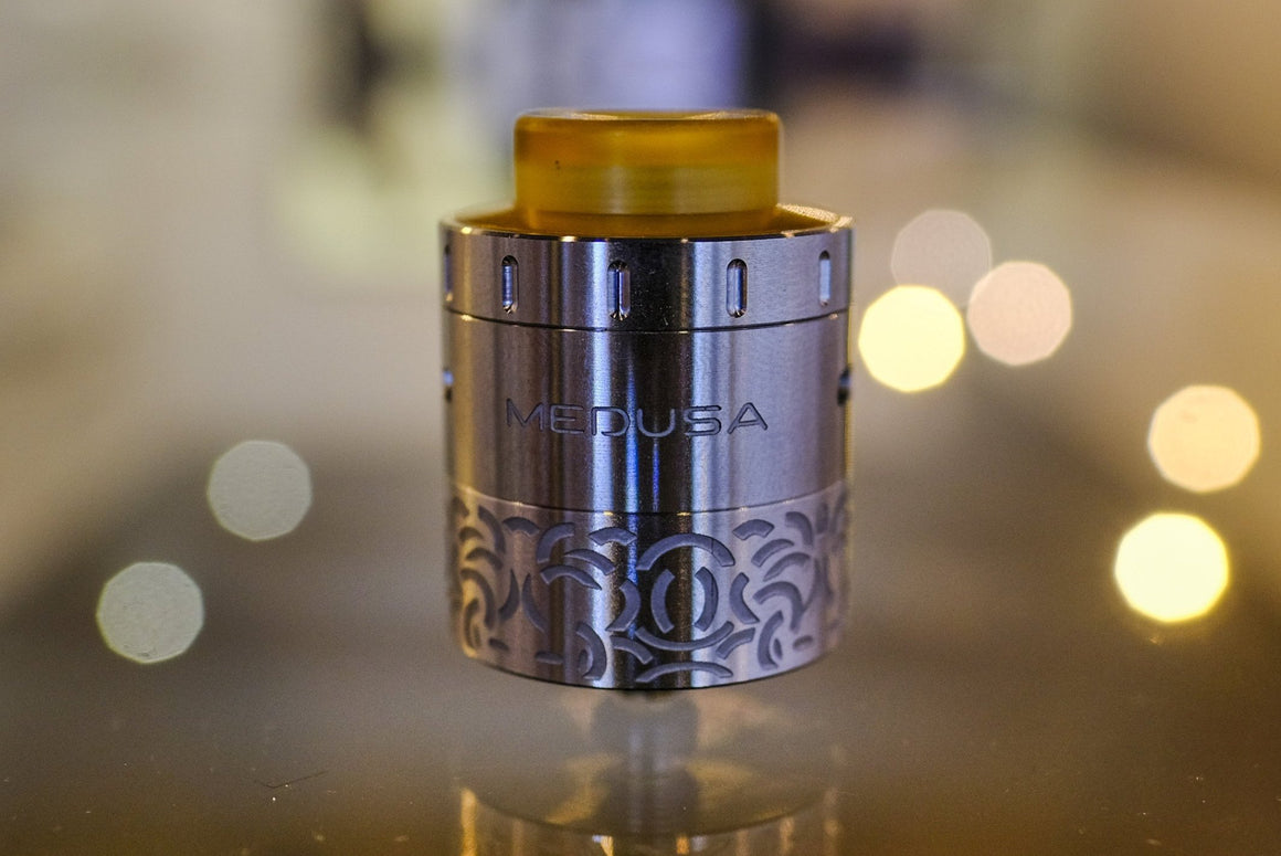 Geekvape Medusa RDTA - The Mist Factory