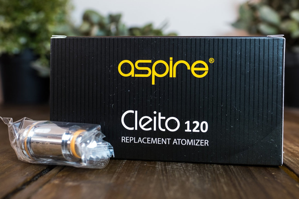 Aspire Cleito 120 0.16ohm Coil (1pcs) - The Mist Factory Melbourne Vape Store