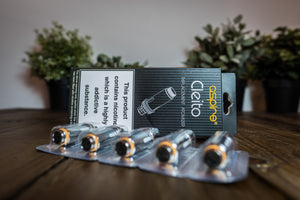 Aspire Cleito Coil (1pcs) - The Mist Factory Melbourne Vape Store